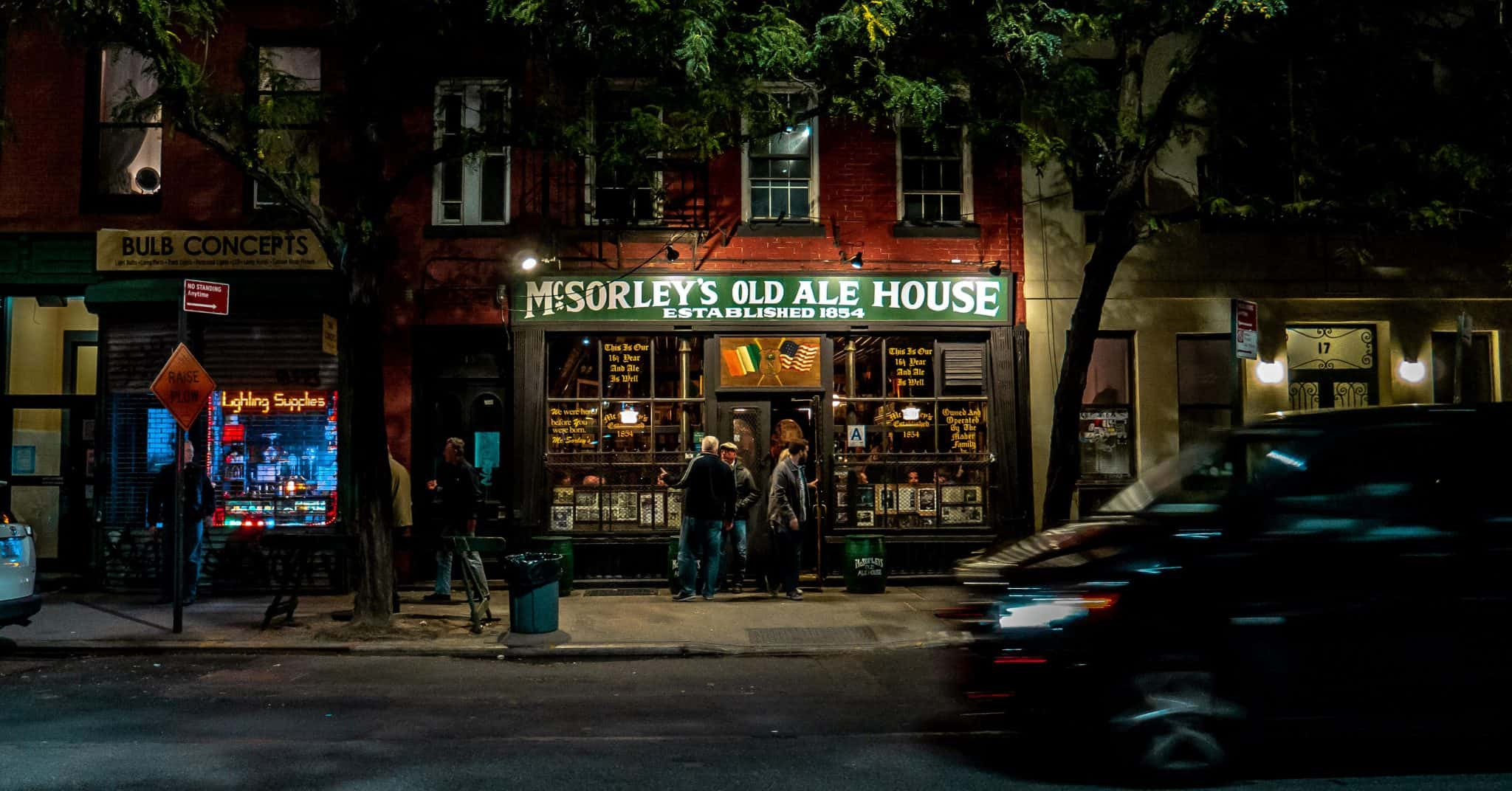 Ultimate Greenwich Village Ghost Tour