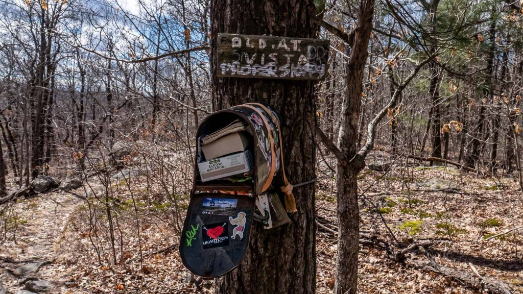Old AT Vista | End of the Appalachian