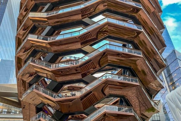 The Hive | Quick One on the Hudson Yards