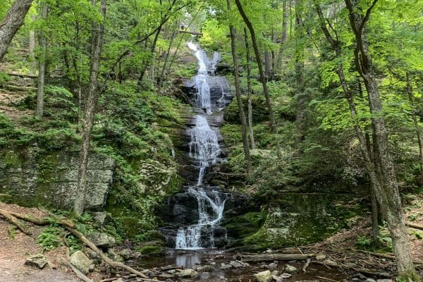Back to the Appalachian | Buttermilk Falls