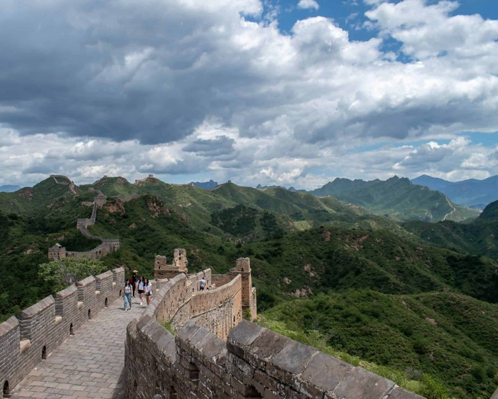 The Wall Stretches On | Great Wall of China